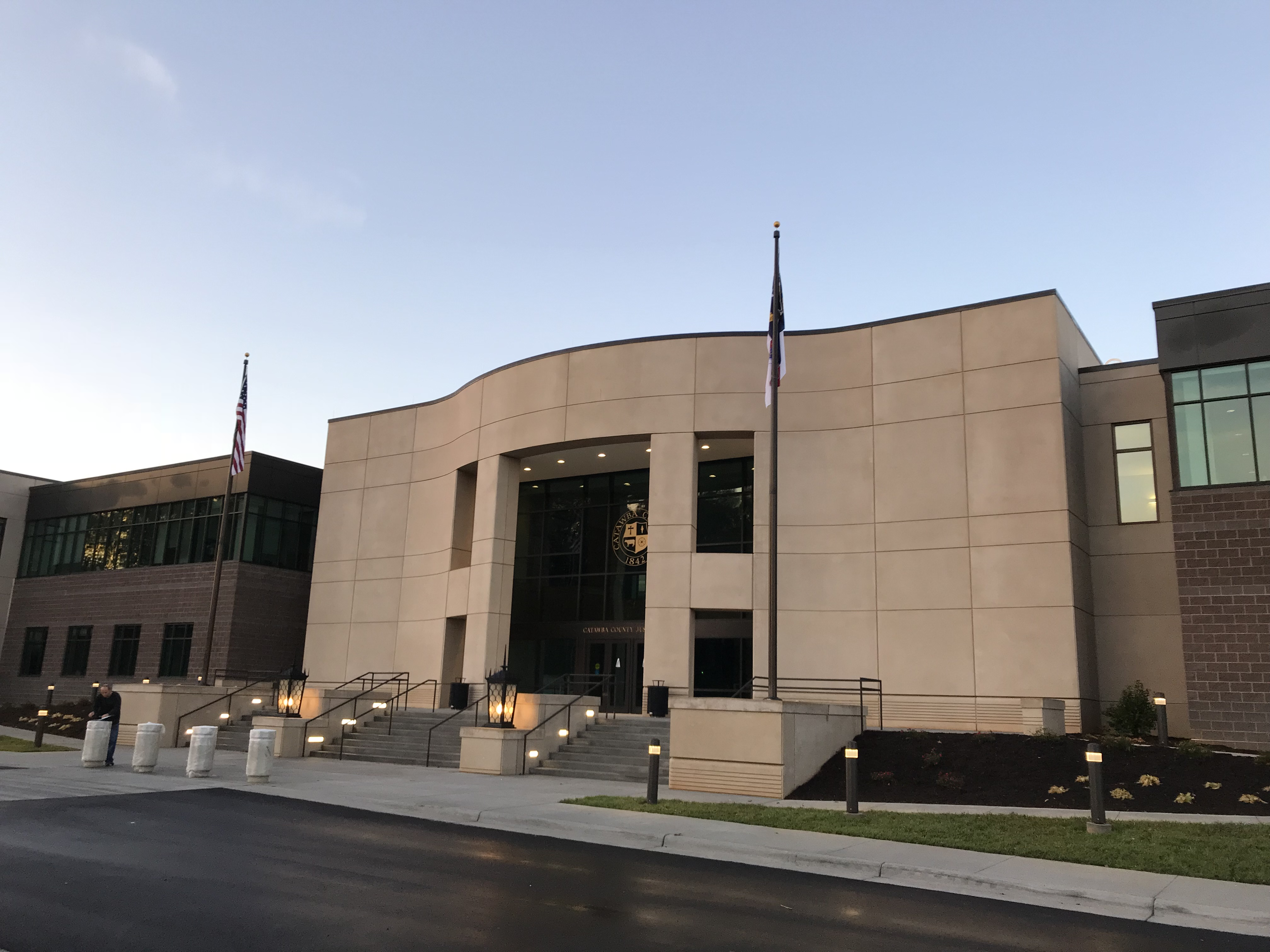 Catawba County Commission Meetings Move to Justice Center in April