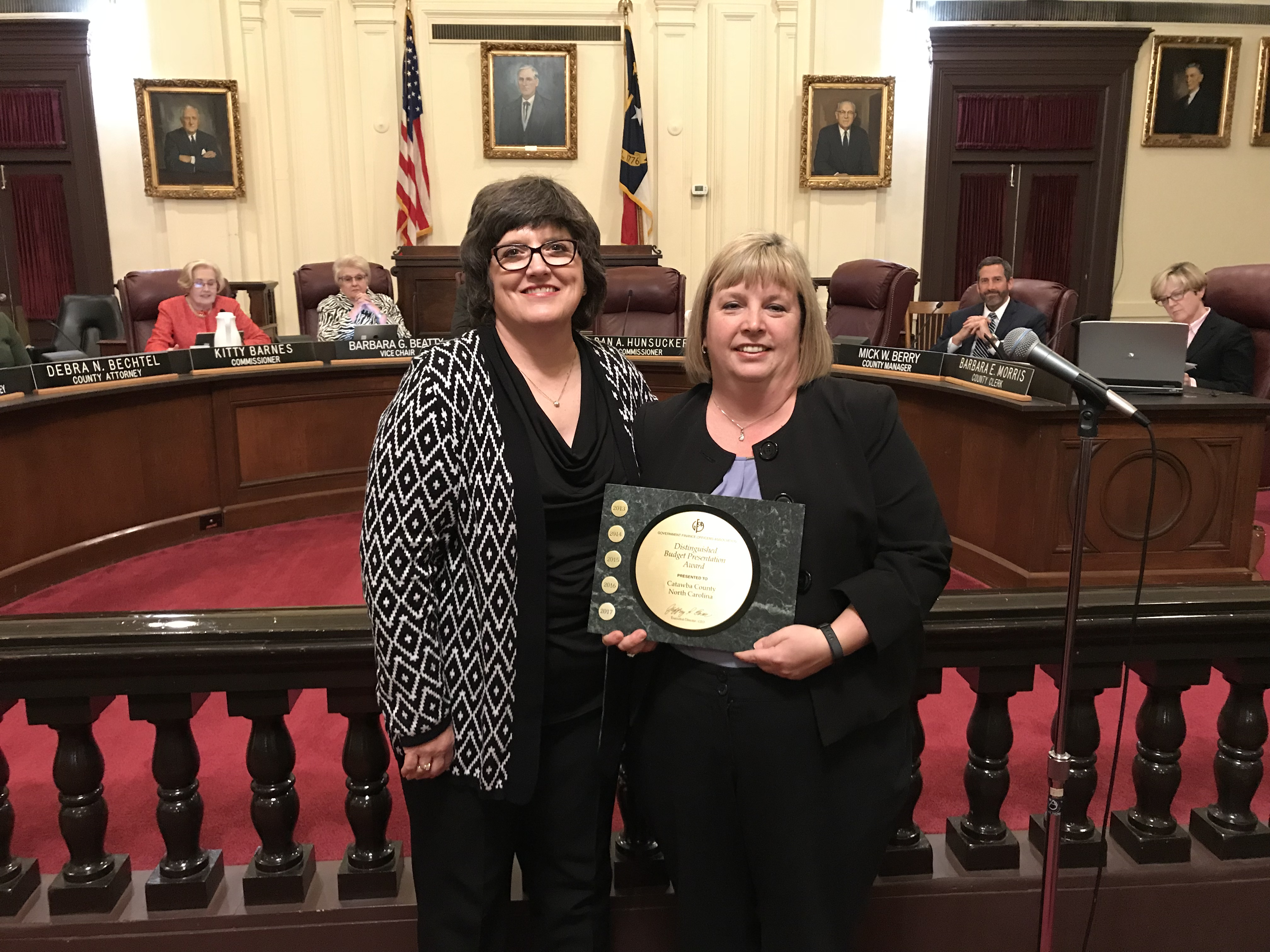 County Budget Office Wins 29th Straight Budget Award