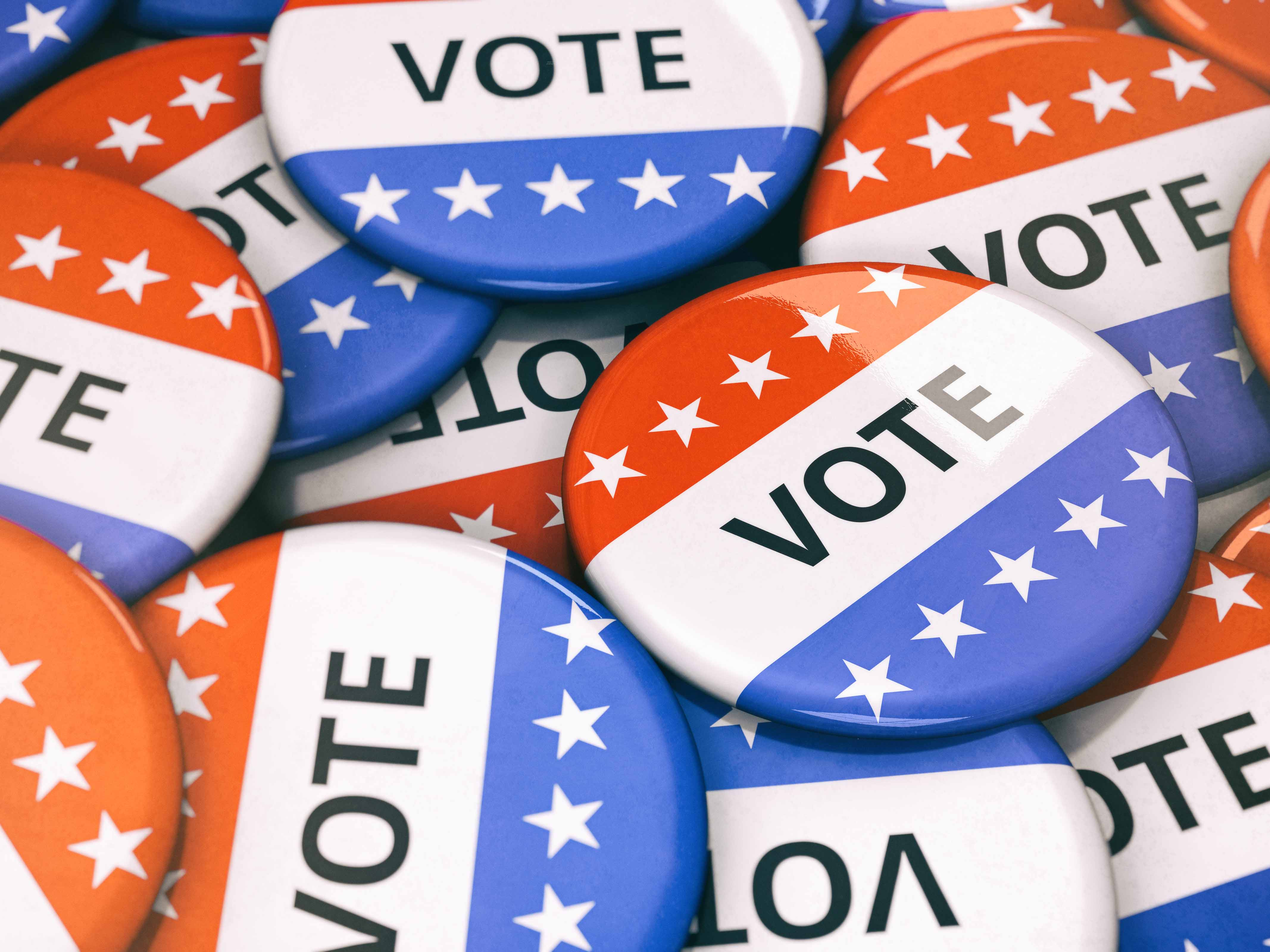 Primary Elections Set for May 8; One-stop Early Voting Opens April 19