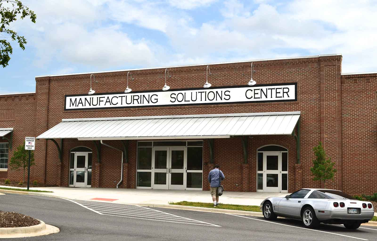 What is the Manufacturing Solutions Center?
