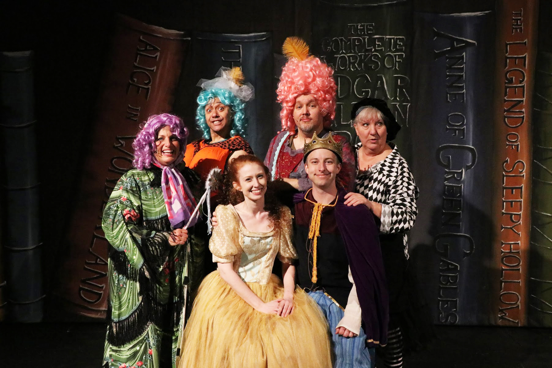 See The Commedia Cinderella!