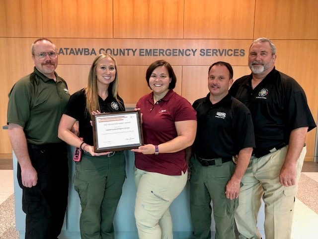 Catawba County Emergency Services to Bolster Fire Prevention Efforts with FM Global Grant