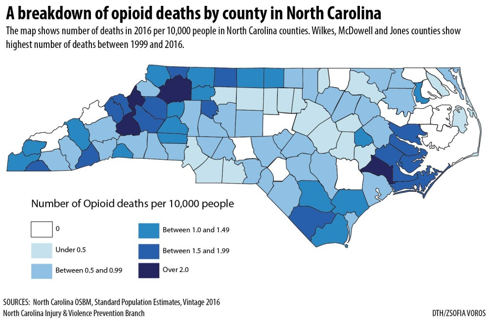 State of the Opioid Crisis