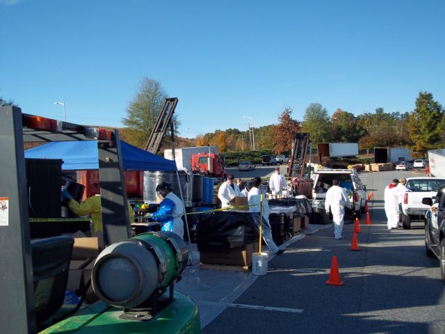 Residential Household Hazardous Waste Collection Event November 3