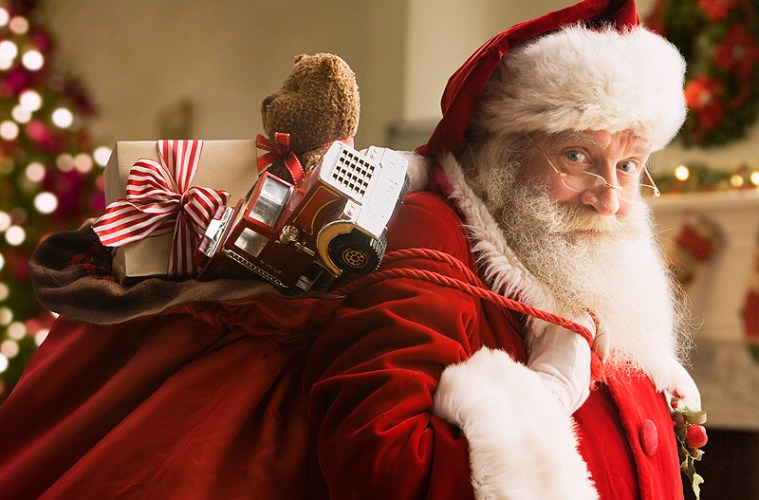 See Santa at Sherrills Ford!