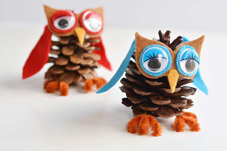 Try Out Winter-Themed Crafts