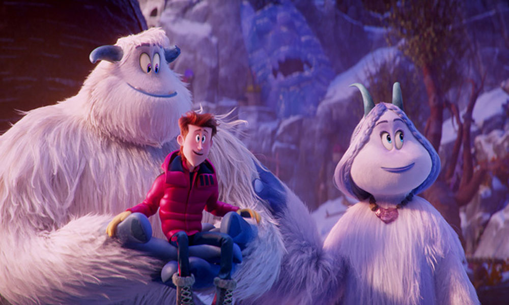 Library Movie: Smallfoot