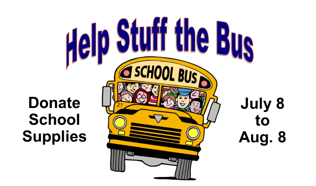Help Collect School Supplies
