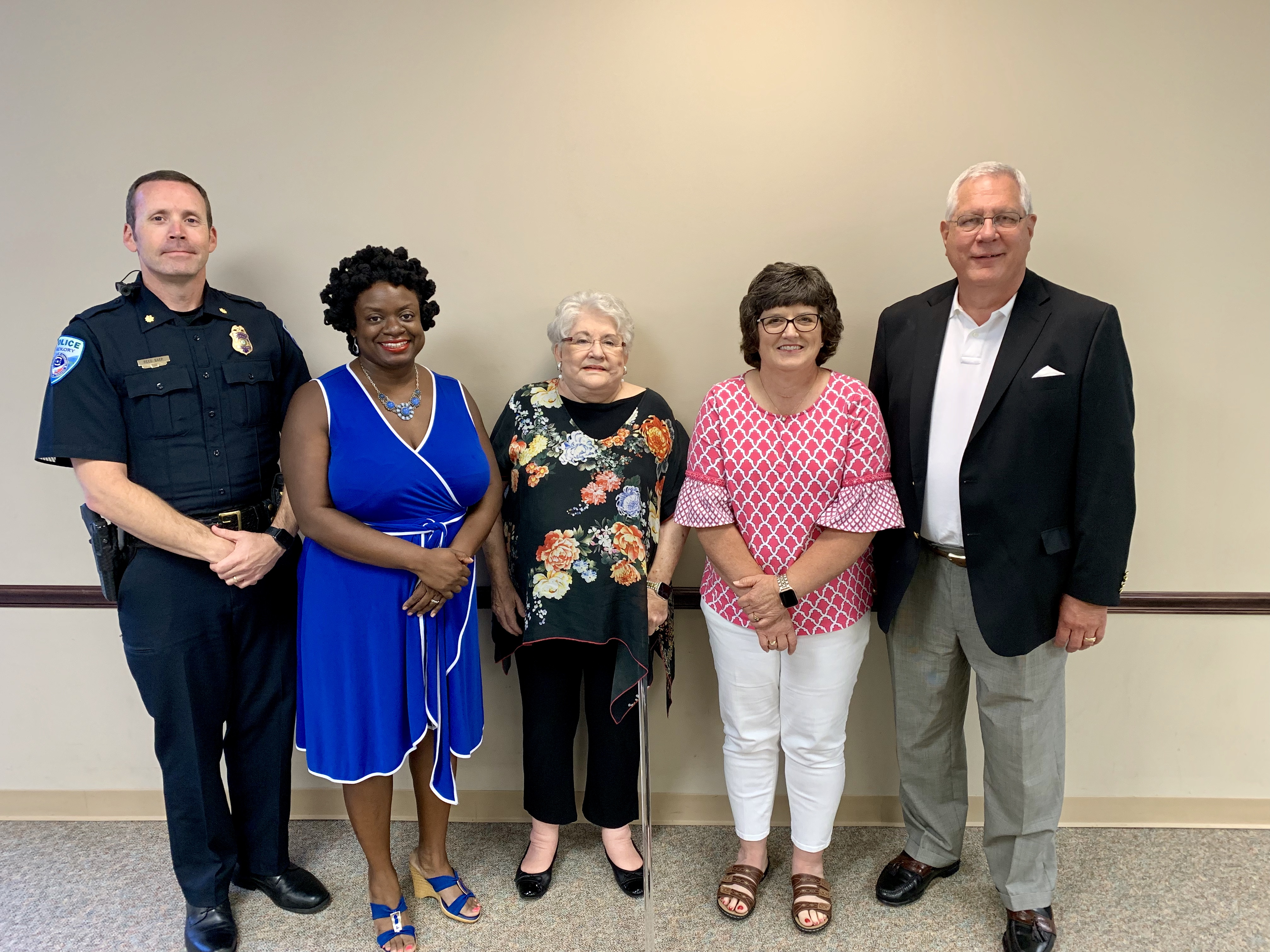 Social Services Celebrates New, Retiring Board Members