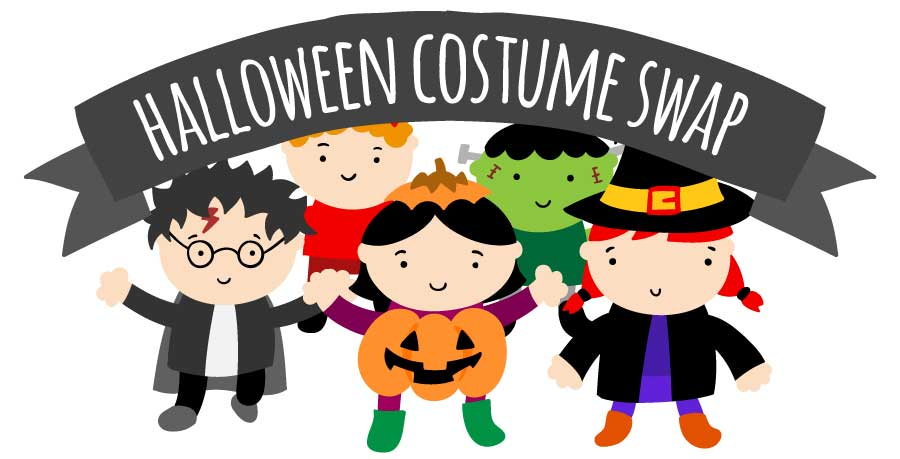 Halloween Costume Swap & Shop