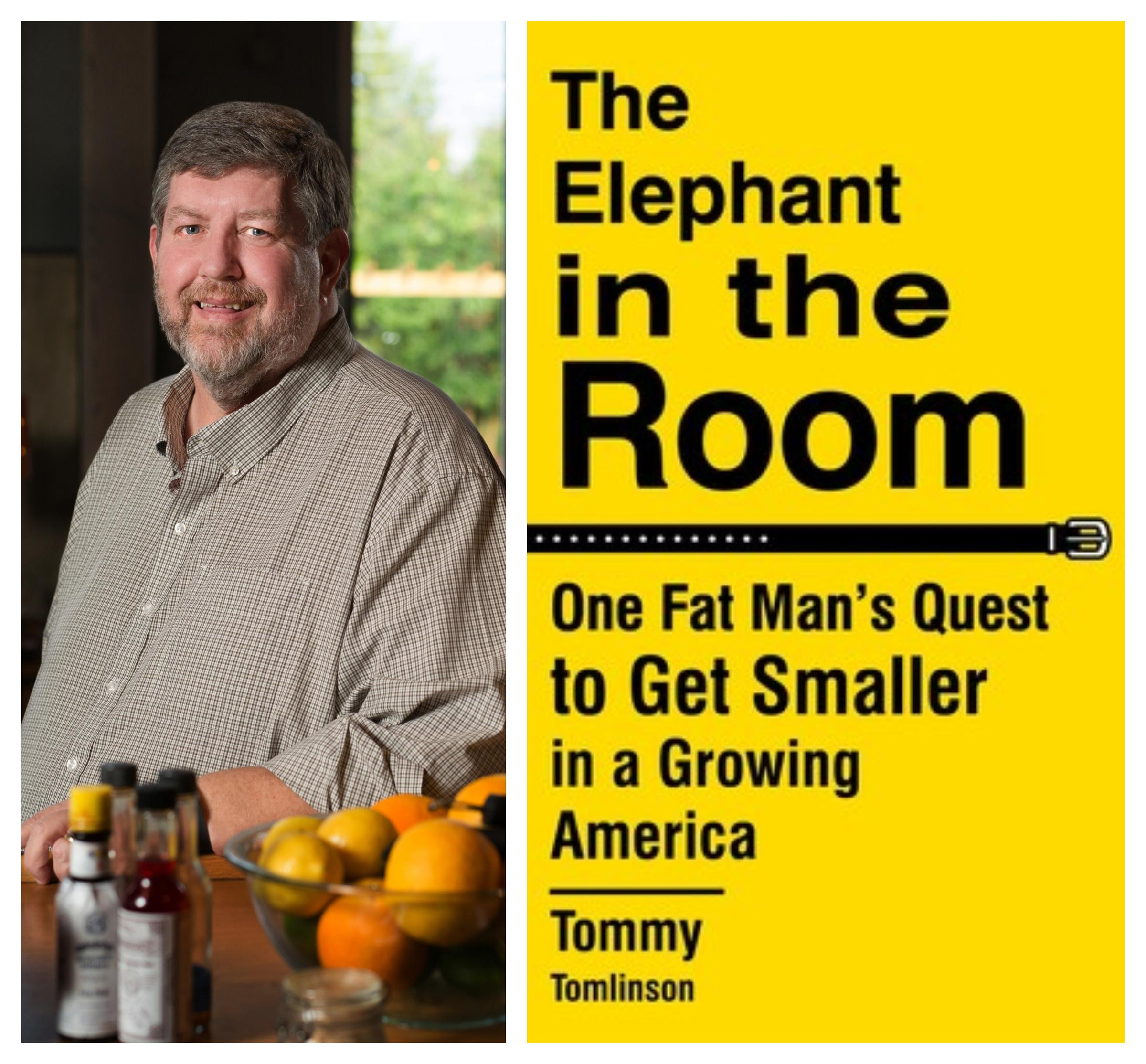 Tommy Tomlinson: Author's Visit