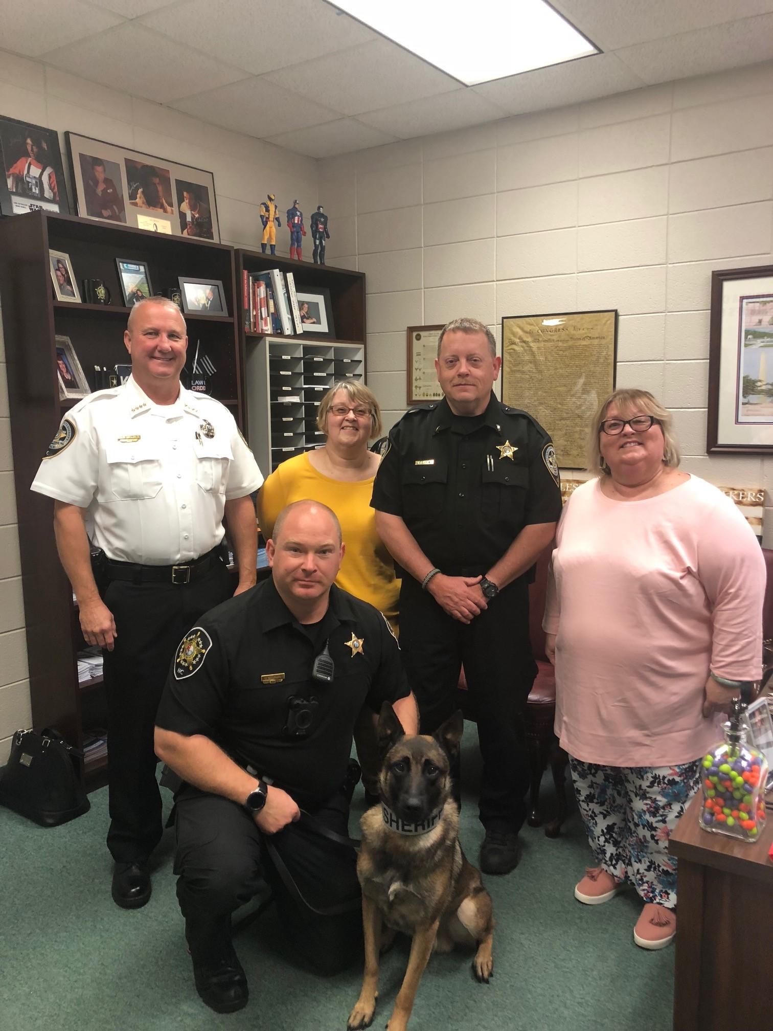 Sheriff's Office K9 Donation