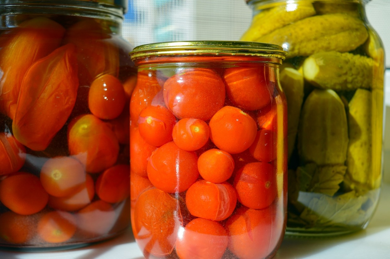 Produce Storage and Preservation