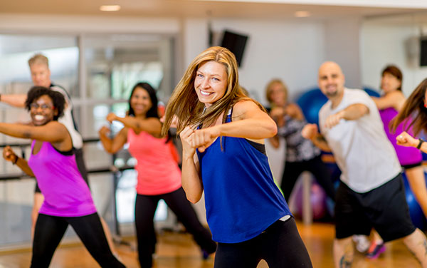 Give Zumba a Try!