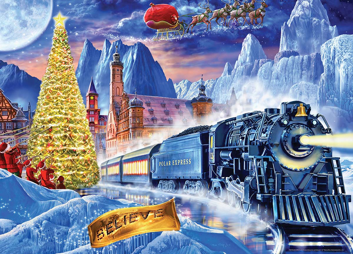 STEAM: The Polar Express