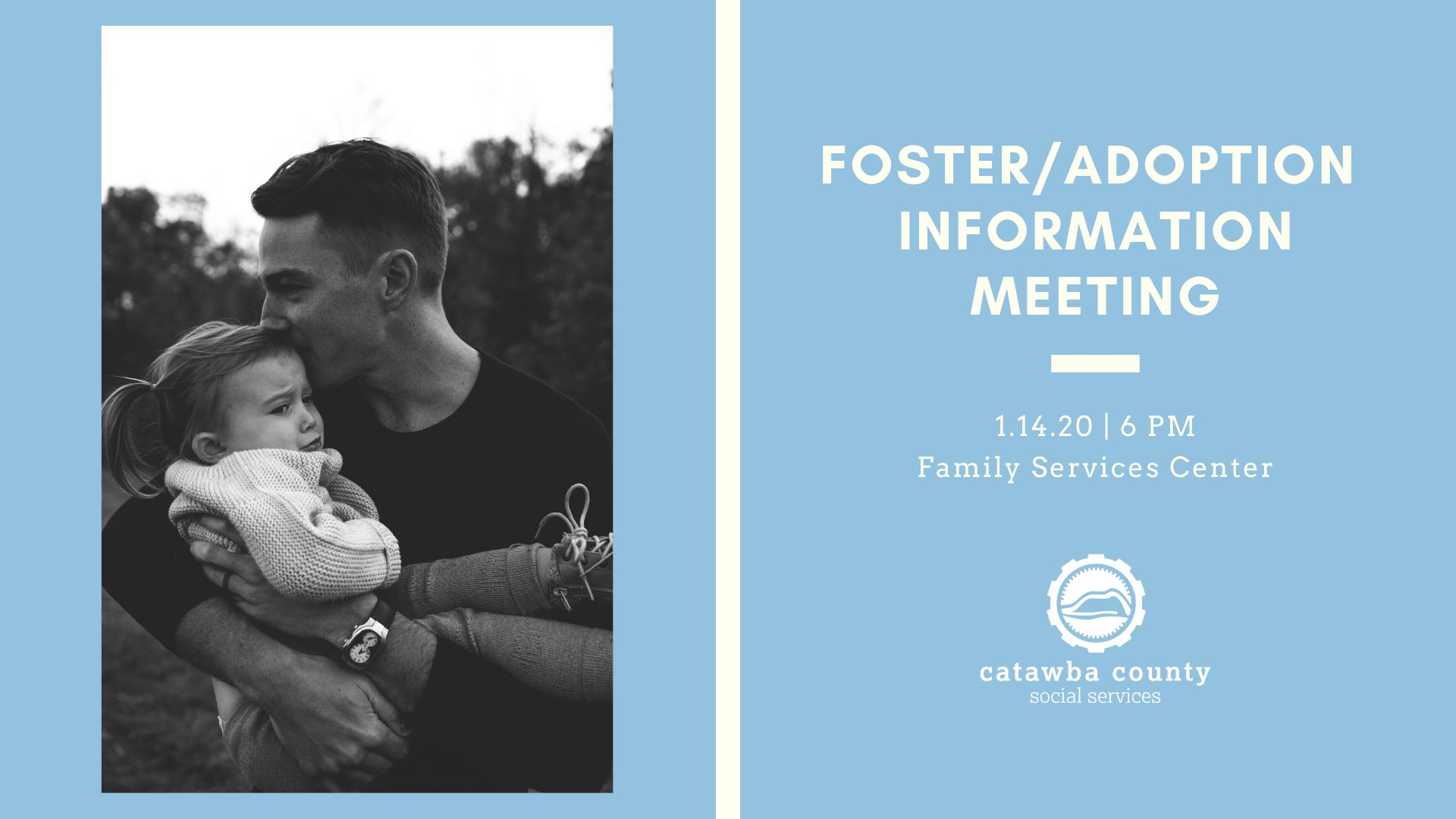 Foster/Adoption Information Meeting Jan 14 2020