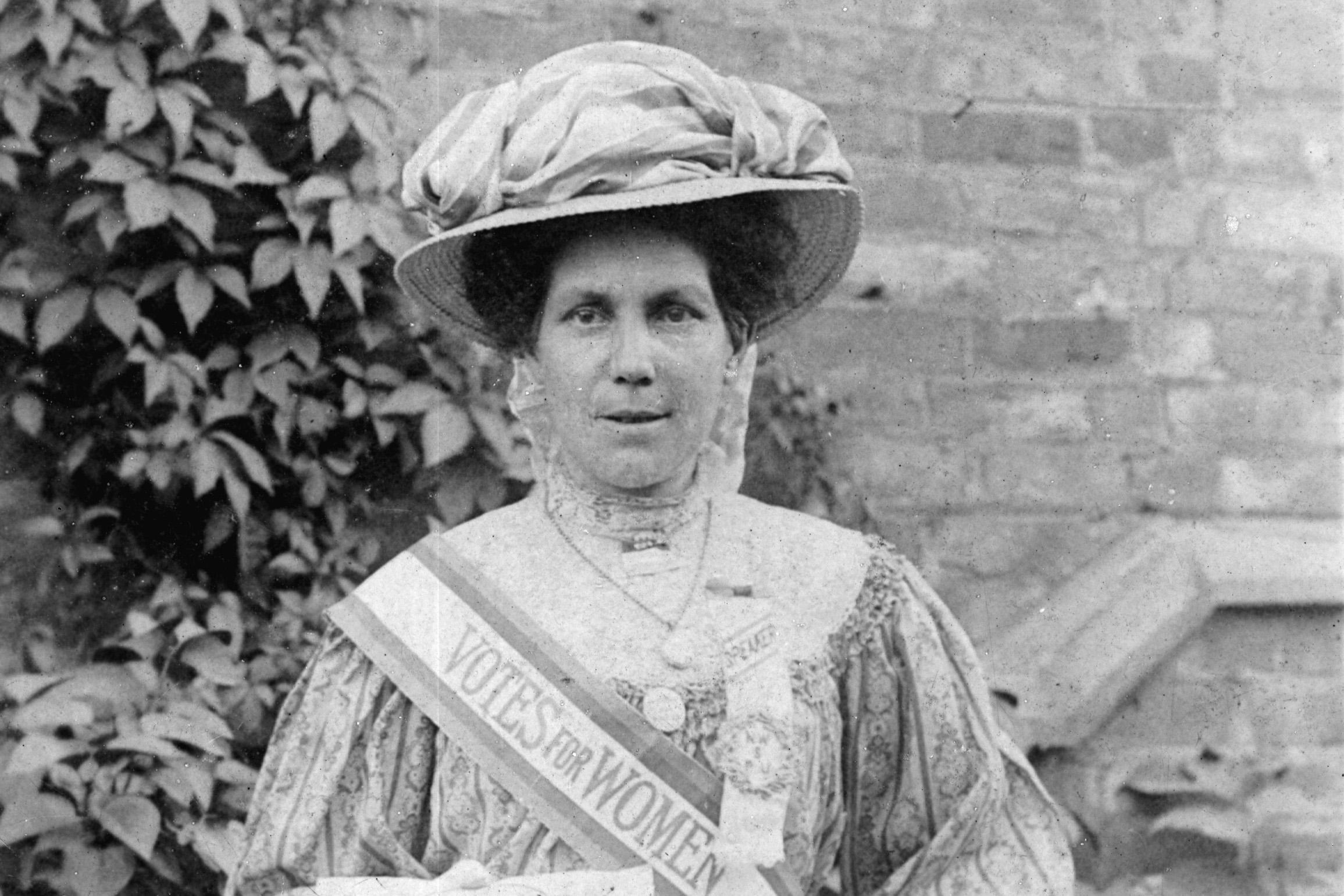 Join Us for a Suffragist Tea