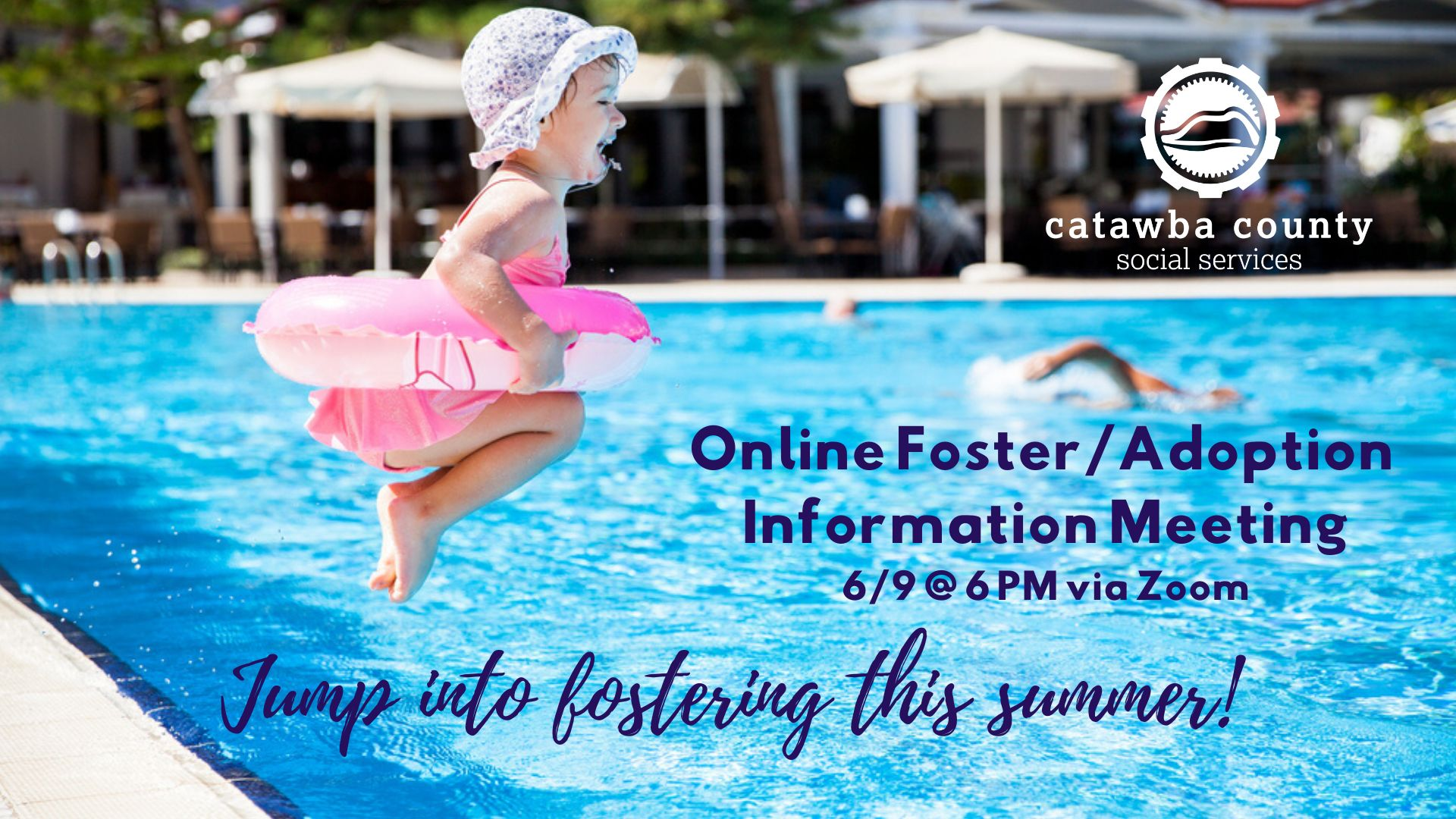 Online Foster/Adoption Information Meeting June 9