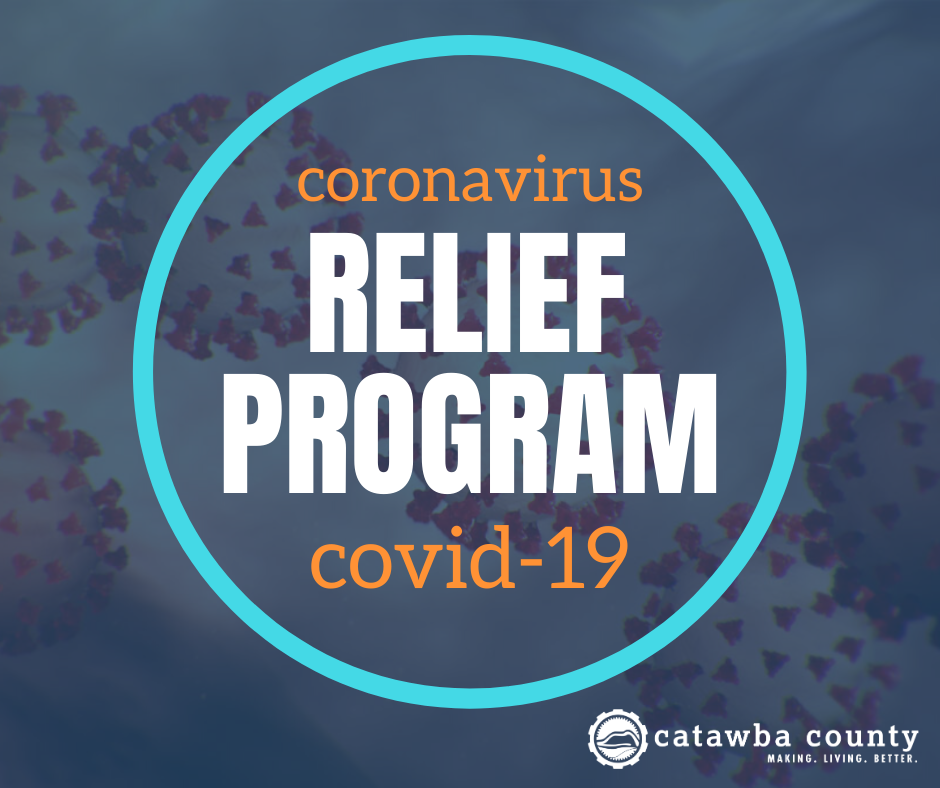 COVID-19 Relief Program Available July 1 for County Residents