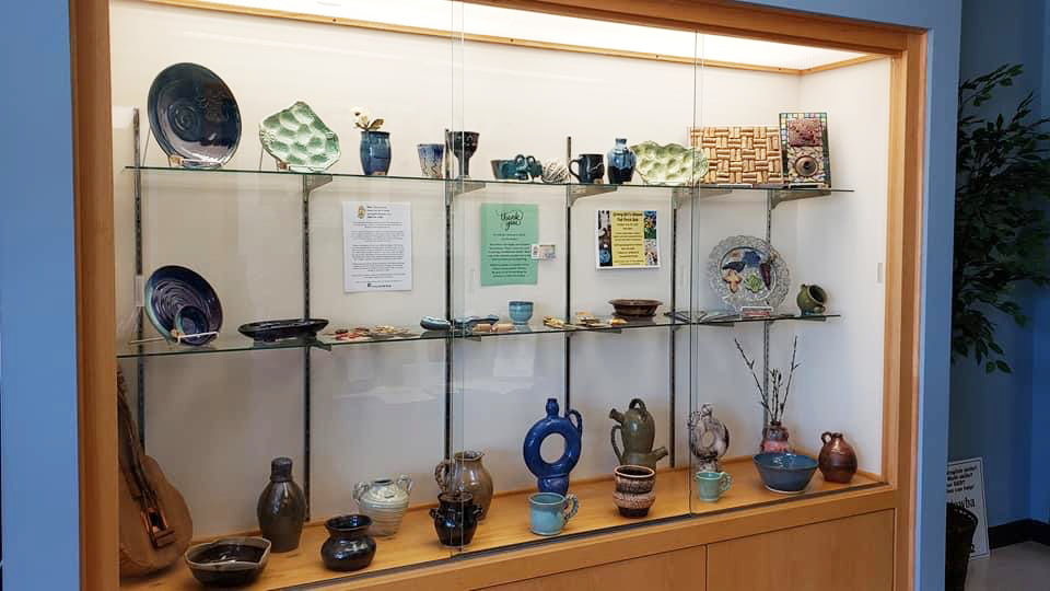 Library Exhibits Local Artists
