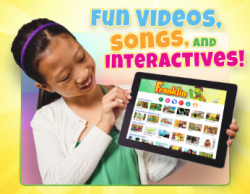 Discover Just for Kids Videos